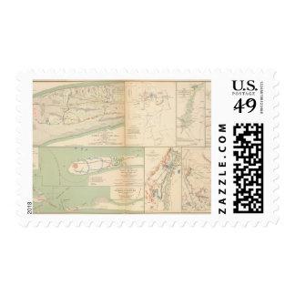 Fort Morgan, Ala Stamps