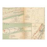 Fort Morgan, Ala Postcard