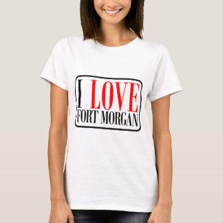 Fort Morgan Alabama T-Shirt