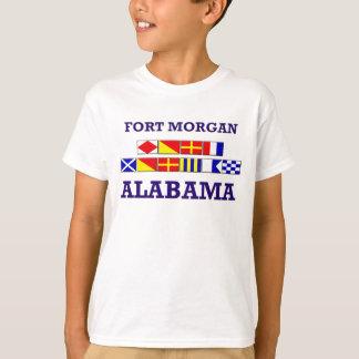 Fort Morgan Flag Shirt
