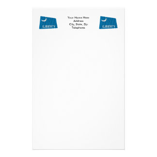 Fort Moultrie Flag Stationery