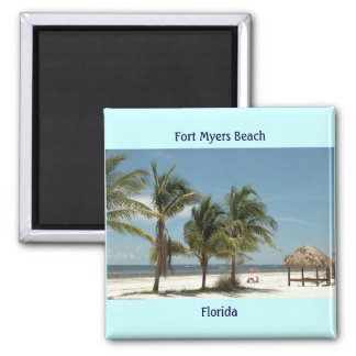Fort Myers Beach Florida Magnet