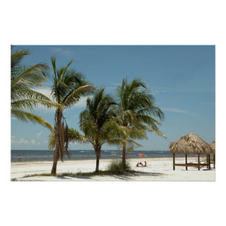 Fort Myers Beach Florida Poster