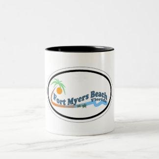 Fort Myers Beach. Coffee Mug