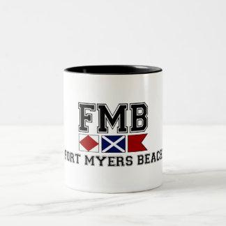 Fort Myers Beach. Mugs