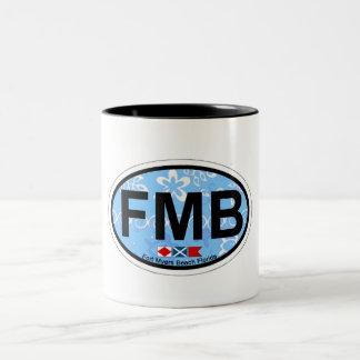 Fort Myers Beach. Mug