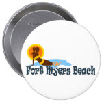 Fort Myers Beach. Pins