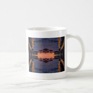 Fort Myers Beach Psychedelic Coffee Mug