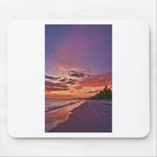 Fort Myers Beach Sunset Mousemat