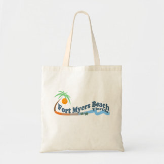 Fort Myers Beach. Tote Bag