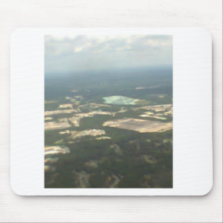 Fort Myers Florida From Above Mouse Pads