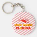 Fort Myers, Florida Key Chain