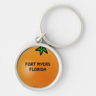 """""""Fort Myers, Florida"""" keychain"""
