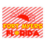 Fort Myers, Florida Postcards