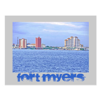 Fort Myers, Florida, U.S.A. Post Cards