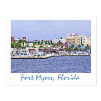 Fort Myers, Florida, U.S.A. Postcards