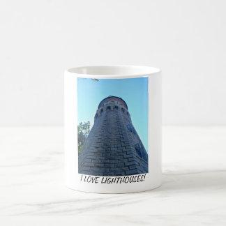 Fort Niagara lighthouse Classic White Coffee Mug
