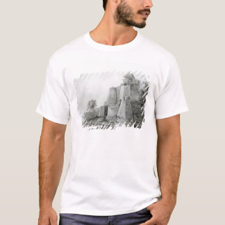 Fort on the Yamuna River, India T-Shirt