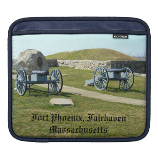 Fort Phoenix, Fairhaven, Mass iPad and Mac Sleeve