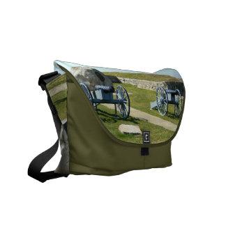 Fort Phoenix Rickshaw Messenger Bag