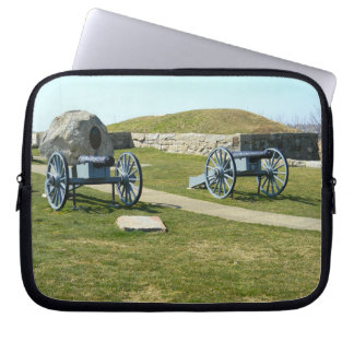 Fort Phonix, Fairhaven, Mass Laptop Sleeve