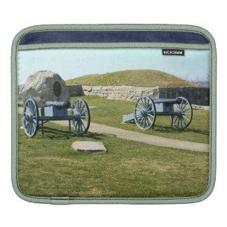 Fort Phonix, Fairhaven, Massachusetts iPad Sleeve