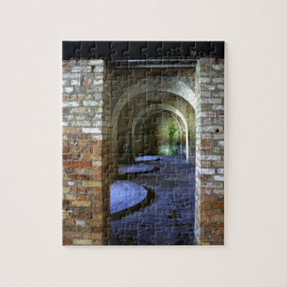 Fort Pickens Interior Jigsaw Puzzle