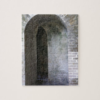 Fort Pickens Walkway Jigsaw Puzzle