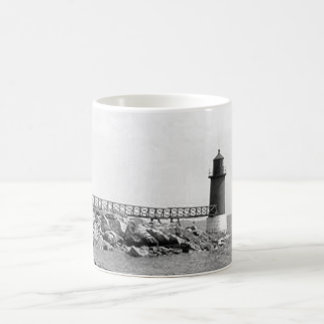 Fort Pickering Lighthouse Coffee Mug