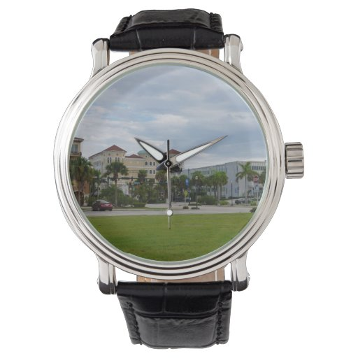 fort pierce downtown south view wristwatches