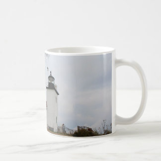 Fort Point Lighthouse Coffee Mug