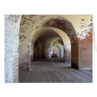 Fort Pulaski Hall Card