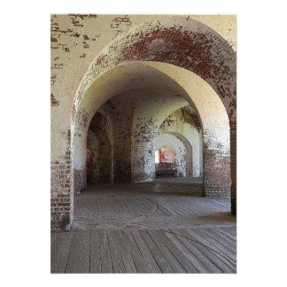 Fort Pulaski Hall Card