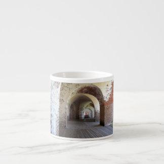 Fort Pulaski Hall Espresso Cup