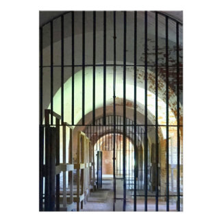 Fort Pulaski Jail Card