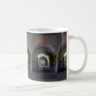 Fort Pulaski Jail Coffee Mug