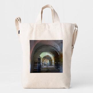 Fort Pulaski Jail Duck Bag
