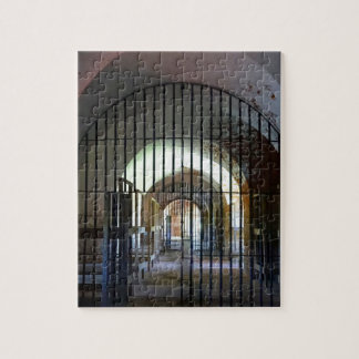 Fort Pulaski Jail Jigsaw Puzzle