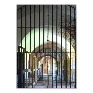 Fort Pulaski Jail Magnetic Card