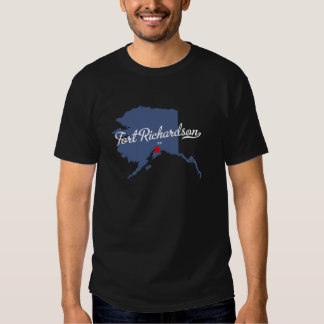 Fort Richardson Alaska AK Shirt