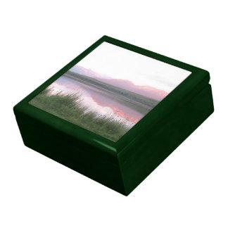 FORT RICHARDSON ALASKA KEEPSAKE BOX