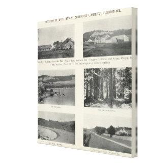 Fort Ross, California Canvas Print