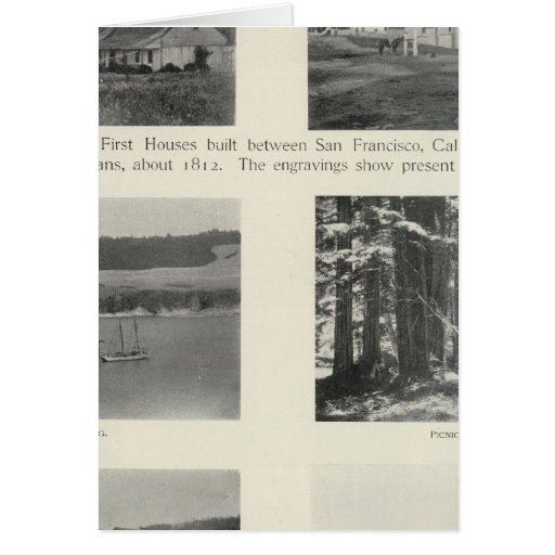 Fort Ross, California Greeting Card