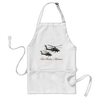 Fort Rucker Alabama Apron