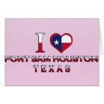 Fort Sam Houston, Texas Card