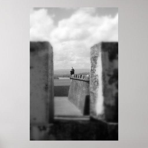 Fort San Felipe del Morro Print