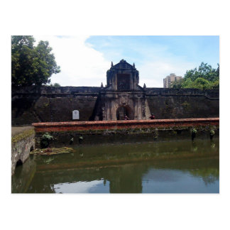 Fort Santiago - Manila Postcard