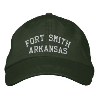 Fort Smith Embroidered Baseball Hat