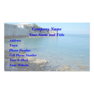 Fort St. Catherine, Bermuda Business Card Templates