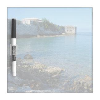 Fort St. Catherine, Bermuda Dry Erase Board